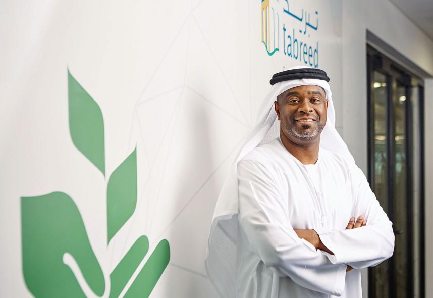 Bader Saeed A; Lamki, CEO, Tabreed