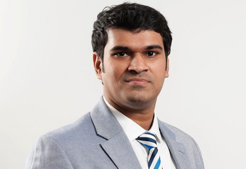 Ramarao Mandadi, Proposals Engineer -Solutions Business Unit, Endress+Hauser