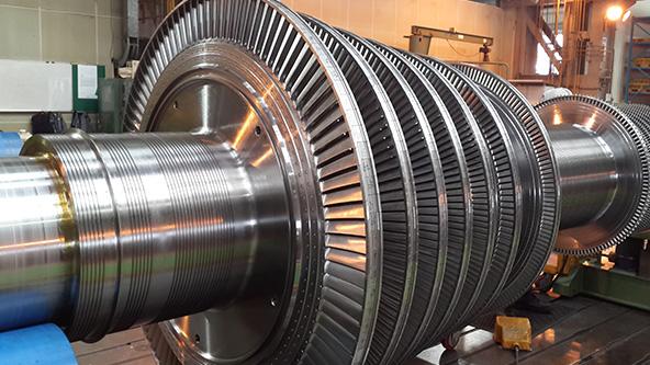 Doosan, Gas turbine