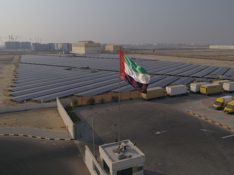 Nestle, Rooftop solar