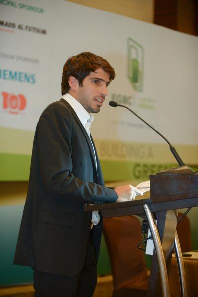 Saeed Al Abbar, Chairman of Emirates Green Building Council