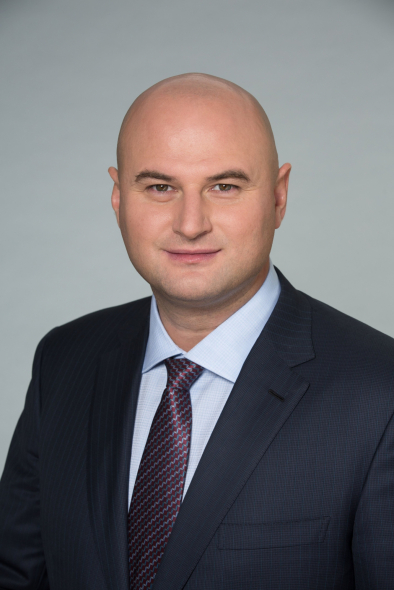 Miroslav Kafedzhiev, vice president and general manager, MERTA, Honeywell Safety and Productivity Solutions