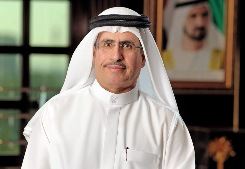 Saeed Mohammed Al Tayer,  Vice Chairman of the Supreme Council of Energy