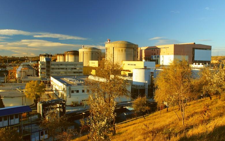 Cernavoda, Nuclear power plants