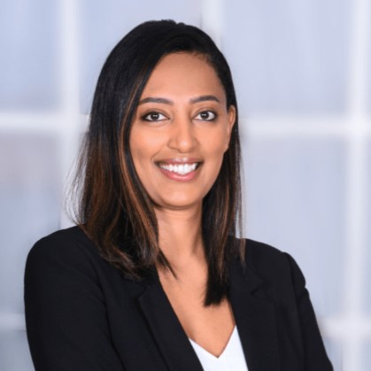 Selam Amare, GE's incoming country leader for Ethiopia