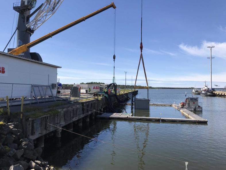 ABB, Sub-sea power