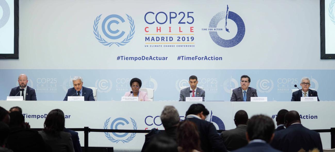 Climate week 2020
