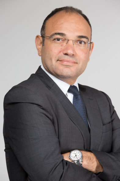 Mohamed Youssef, Senior Vice-President, Infrastructure, Middle East & Africa