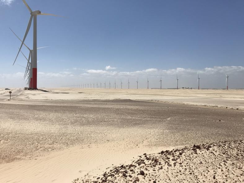 Kiyikoy wind farm, Wind power