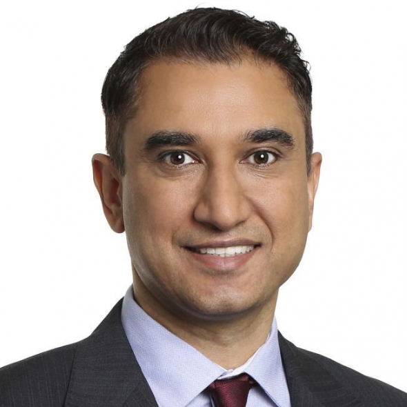 Pankaj Sharma, Executive Vice President of Secure Power Division, Schneider Electric