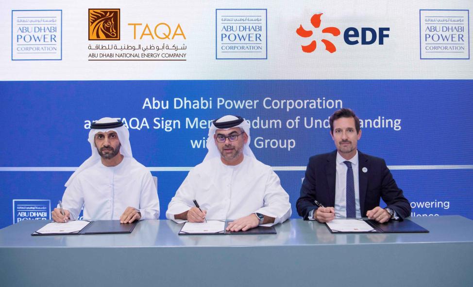 ADpower, TAQA, EDF