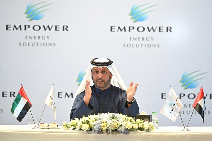 Ahmad Bin Shafar, CEO, Empower