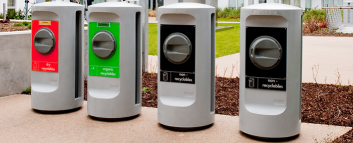 Automated vacuum waste collection