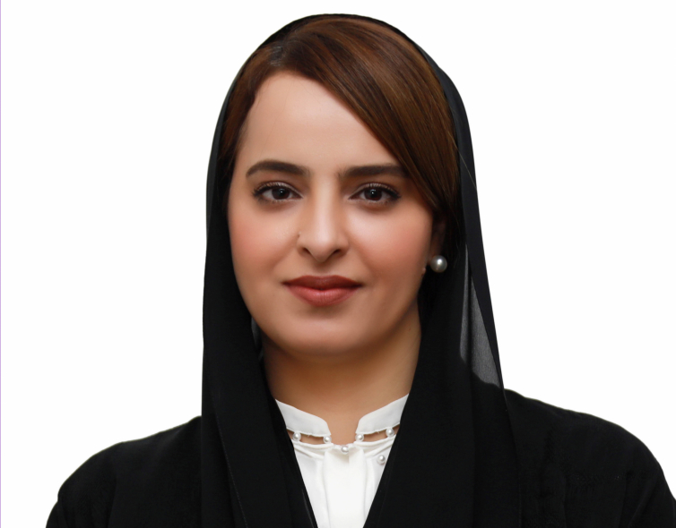 Khawla Al Mehairi, Executive Vice President of Strategy and Government Communications at DEWA