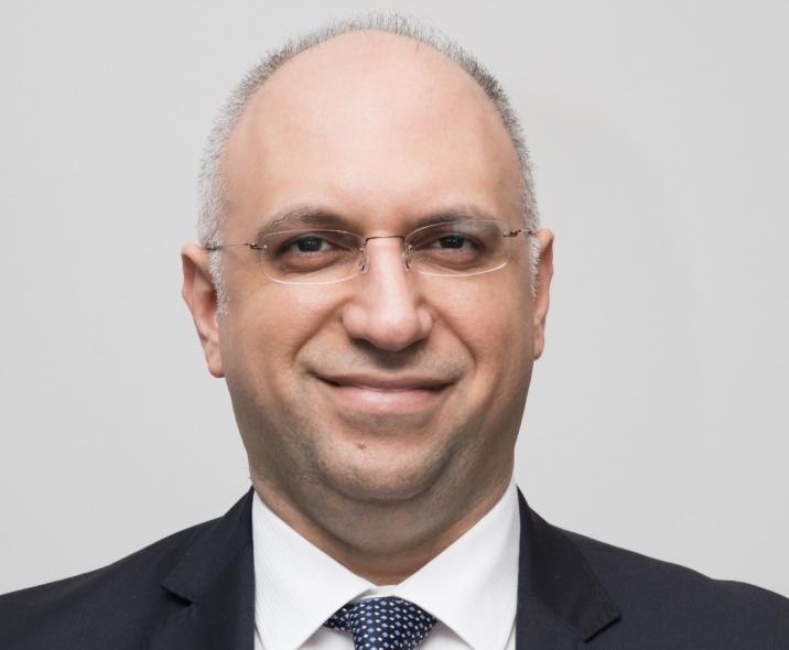 Khalid Salem, president, MHPS MENA