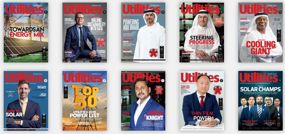 ITP Media Group, Utilities Middle East