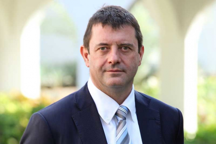 Frank Ackland, Managing Director, Xylem, Middle East & Turkey