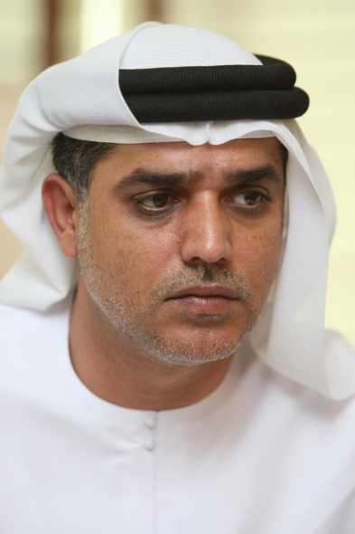 Dr. Abdulla Al Mandous, Director of NCM and President of the Regional Association II (Asia) of WMO