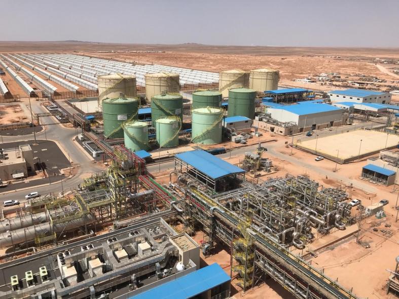 Sec, Saudi electric company
