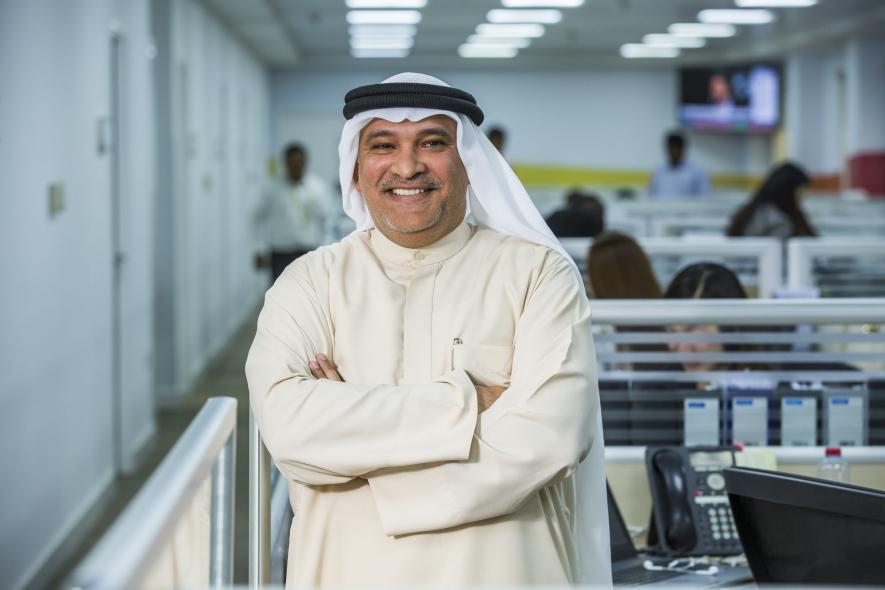 Muhammad Alsharaf, COO, Eltizam