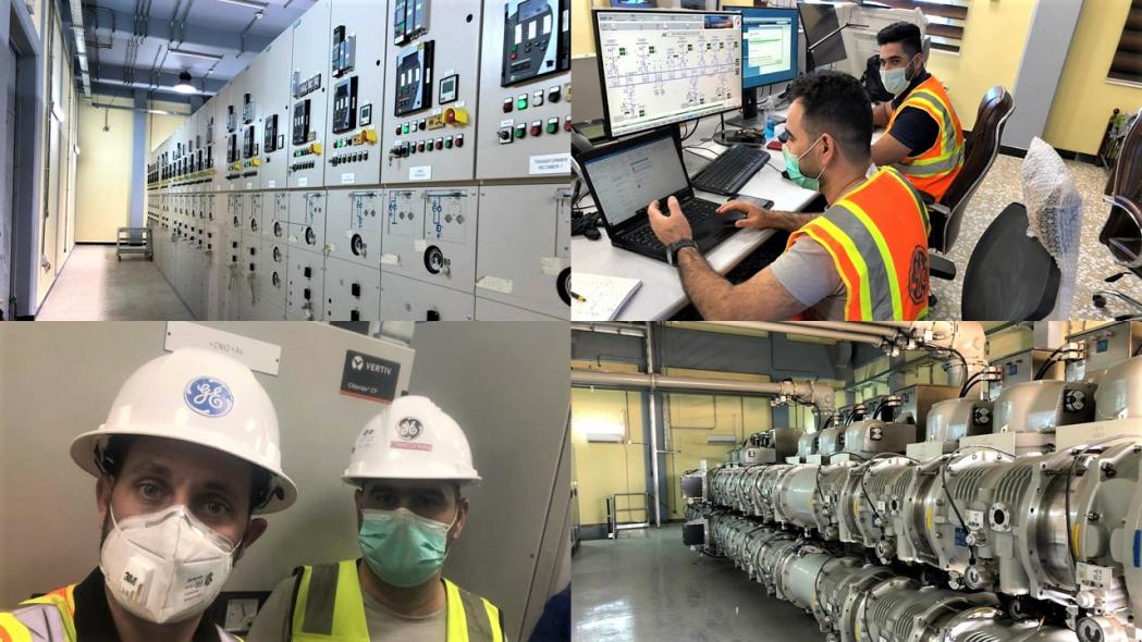 GE power grid, GE Power