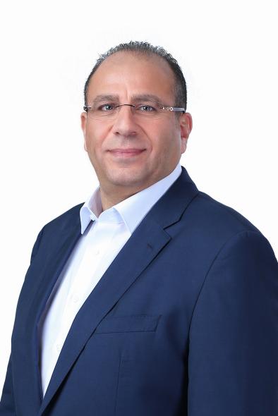 Dr. Mostafa AlGuezeri, Managing Director GCC, Near East and Pakistan for Hitachi-ABB Power Grids