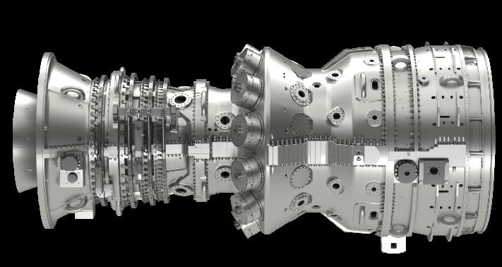 GE, General electric, 7HA.03 gas turbine