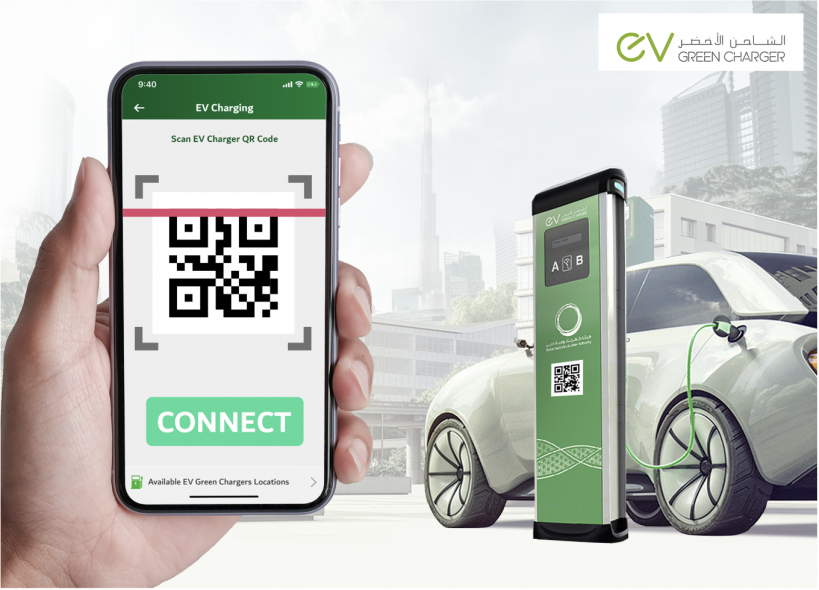 DEWA, Electric vehicle, Smart charging