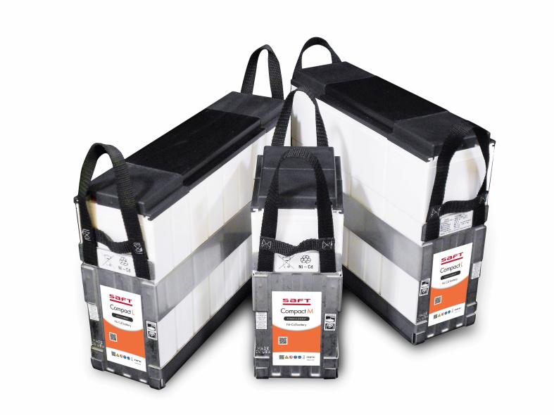 Saft batteries